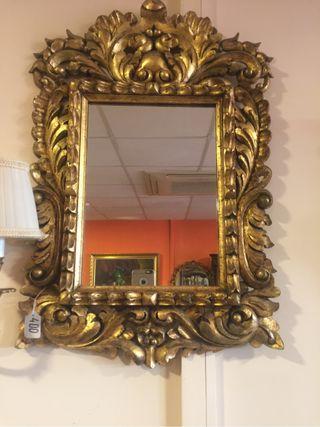 espejo vintage de segunda mano por 400 en palma del r o On espejo wallapop