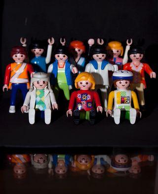 10 Playmobil