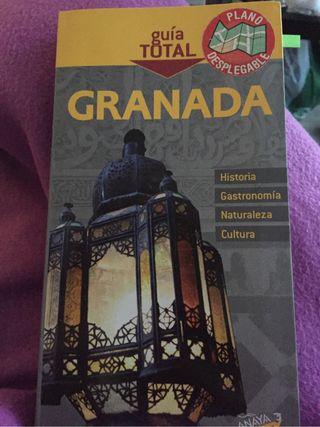Granada - guía turistica