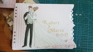 Libros de firma para comunion,boda y bautizo