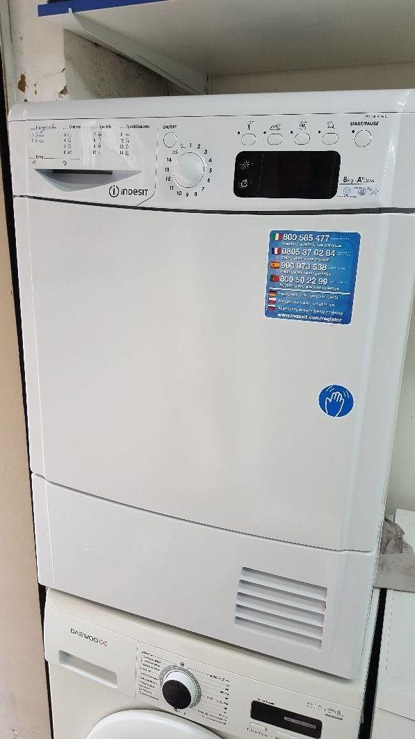 secadora indesit de clase A+