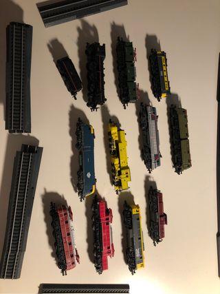 Maquetas tren