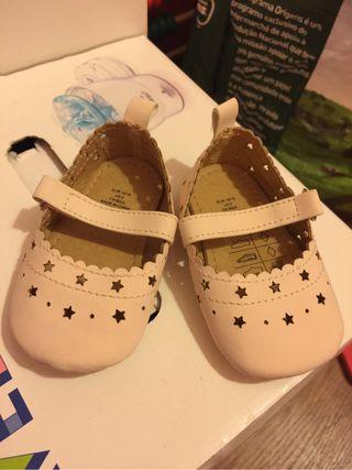 Zapatos niña H&M talla 14-15
