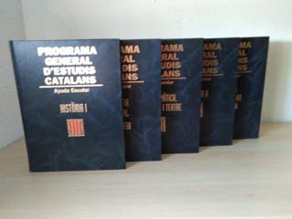 Enciclopedia general catalana