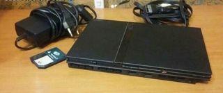 Consola playstation 2 + juegos