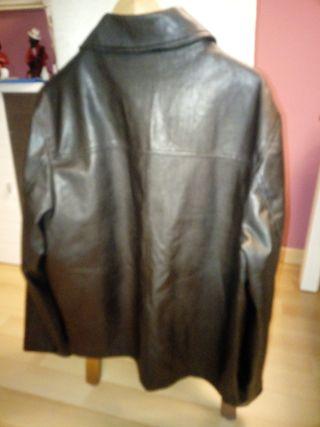 vendo chaqueta de polipiel