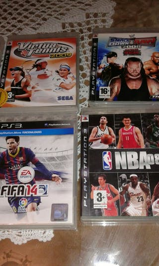 juegos .vendido el del 2016