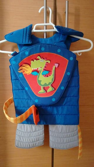 Disfraz escudo