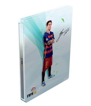 "Steelbox FIFA 16 ""Leo Messi"" ¡Nuevo!"