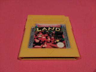 Donkey Kong Land Nintendo Game Boy GB