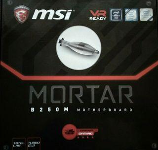 MSI B250 Mortar