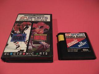 EA Sports Double Header SEGA Mega Drive MD