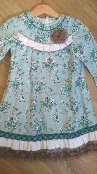 vestido kauli talla 5