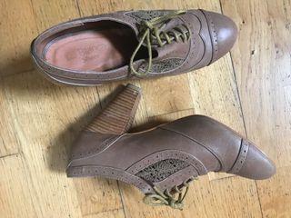 Zapatos de tacon nuevos