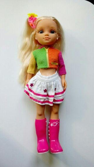 Muñeca Nancy de Famosa