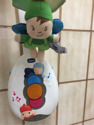 Carusel para cuna de bebe
