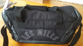 Mochila Les Mills Grip Duffle Studio NUEVA