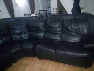 Sofá chaise rinconera