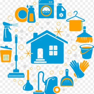 se realizan tareas de limpieza