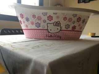 Bañera Hello Kitty