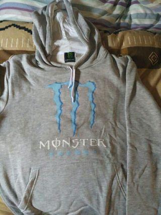 Sudadera Monster - Talla S