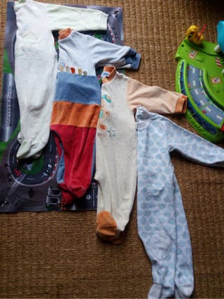 Pijamas. 4. Calentitos. 6-16m