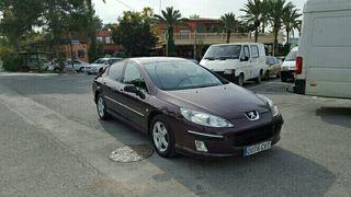 Peugeot 407. 2005