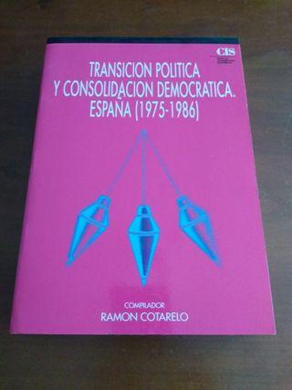 Transición en España. Ramon Cotarelo.