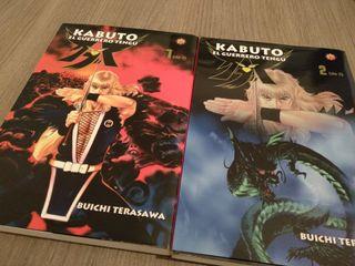 Manga Kabuto (Completa)