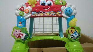 Porteria juguete