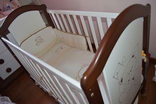 Habitaci n completa beb nueva de segunda mano por 300 for Habitacion completa bebe boy