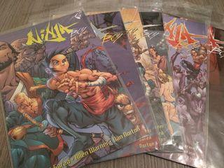 Ninja Boy (Colección completa. 6 de 6)