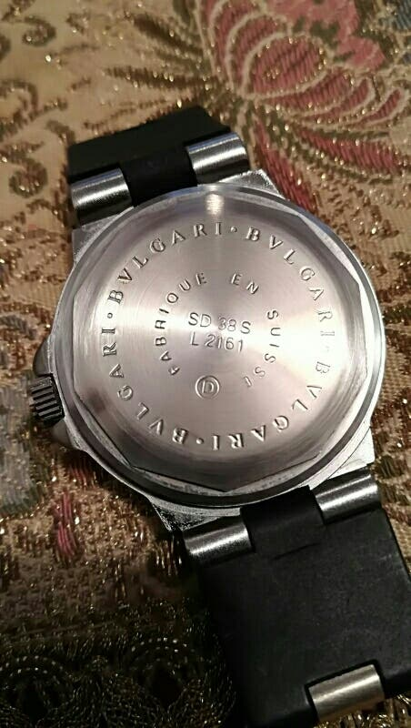 f9fc06dd60e Reloj Bvlgari automatic suisse de segunda mano en Galapagar en WALLAPOP