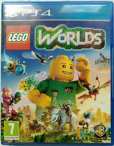 Juego Ps4 Lego Worlds De Segunda Mano Por 15 En Aviles En Wallapop