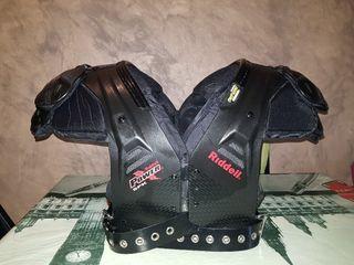 Coraza Riddel SPK Power OL/DL talla XL