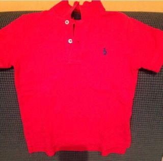 Polo rojo niño Ralph Lauren