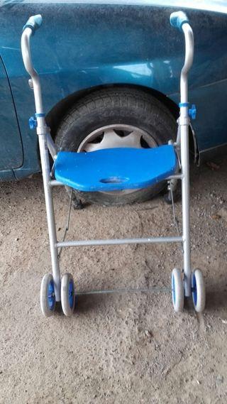 andador de personas mayores