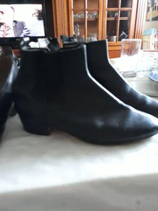 botas para flamenco