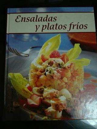 Libro ensaladas y Platos frios