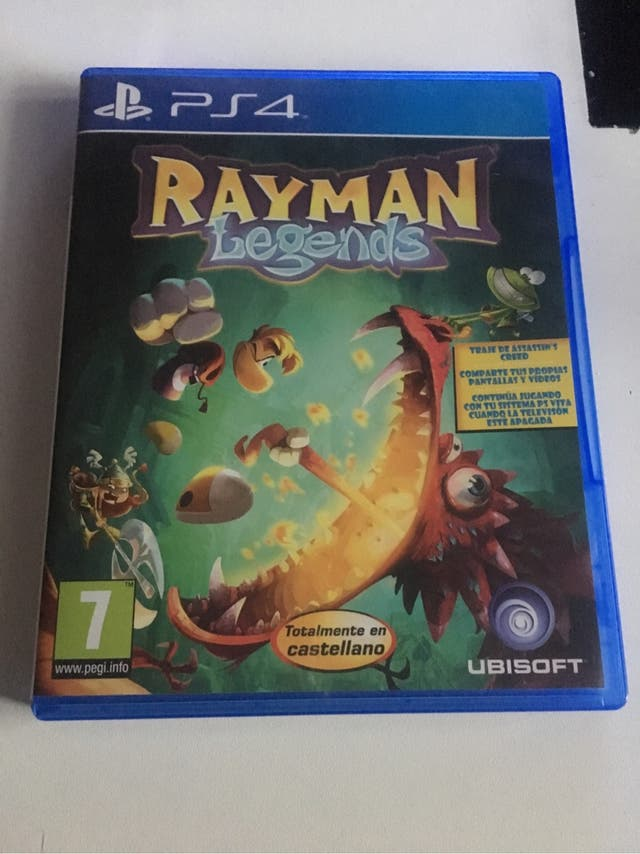 Rayman play 4