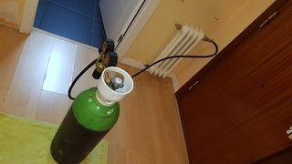 Fontaneros localizador profesional fugas gas traza