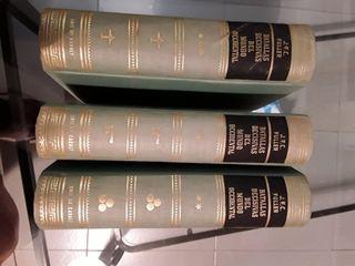Son 3 libros batallas decisivas del mundo
