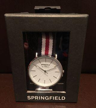 Reloj Springfield