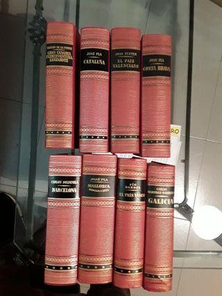 guias del año 1965 8 tomos