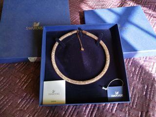 Gargantilla Swarovski collar