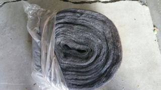 rollo lana de vidrio