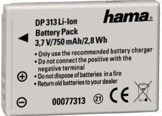 Bateria HAMA DP 313 Li-Ion / 3.7V / 700mAH