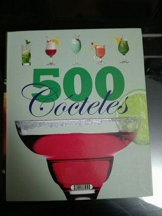 Libro 500 cócteles