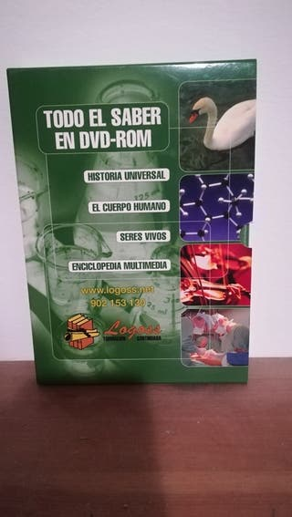 DVD-ROM TODO EL SABER
