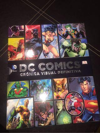 Cronica visual DC Comics